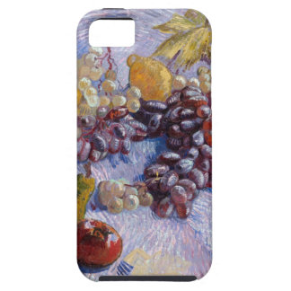 Still Life: Apples, Pears, Grapes - Van Gogh iPhone 5 Case