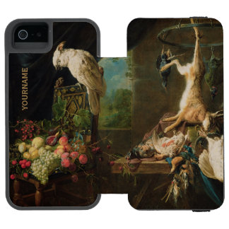 Still Life art custom wallet cases Incipio Watson™ iPhone 5 Wallet Case