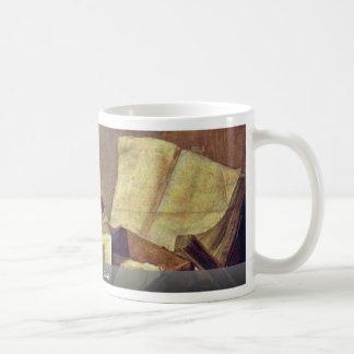 Still Life By Teniers D. J. David Coffee Mugs