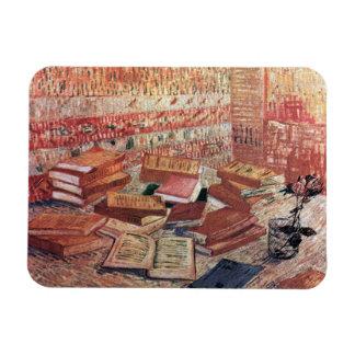 Still Life by Vincent van Gogh 1887 Rectangular Photo Magnet