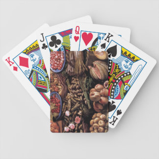 Still Life by Vincenzo Campi Card Decks