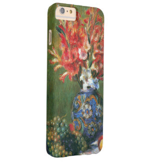 Still Life Flowers and Fruit by Pierre Renoir Barely There iPhone 6 Plus Case