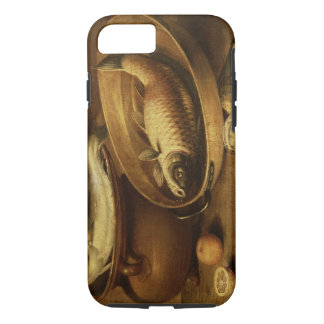 Still Life of Fish and Lemons iPhone 7 Case