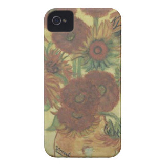 Still Life: Sunflowers Case-Mate iPhone 4 Cases