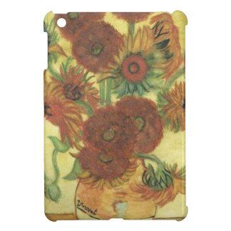 Still Life: Sunflowers iPad Mini Cover