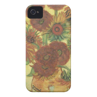 Still Life: Sunflowers iPhone 4 Covers