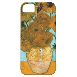 Still Life: Sunflowers - Vincent van Gogh iPhone 5 Cover