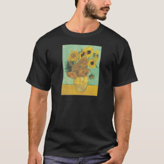 Still Life: Sunflowers - Vincent van Gogh T-Shirt