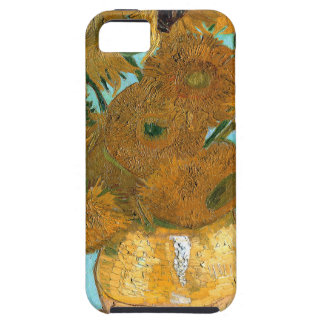 Still Life: Sunflowers - Vincent van Gogh Tough iPhone 5 Case
