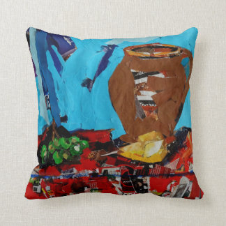 Still Life Today Throw Cushion