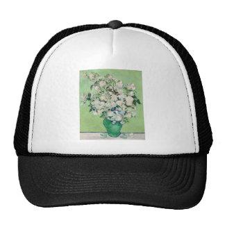 Still Life: Vase with Roses - Vincent Van Gogh Cap
