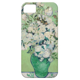 Still Life: Vase with Roses - Vincent Van Gogh iPhone 5 Cover