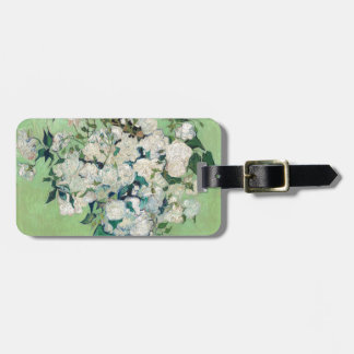 Still Life: Vase with Roses - Vincent Van Gogh Luggage Tag