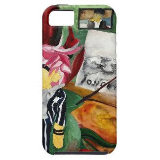 Still Life Watercolor 2016 Tough iPhone 5 Case