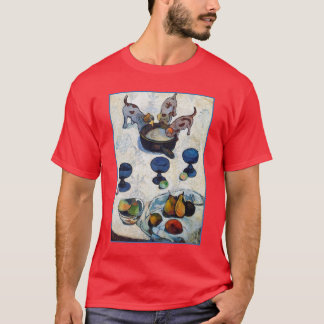 Still Life with 3 Puppies by Paul Gauguin T-Shirt