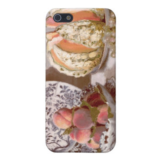 Still Life with a Melon - Claude Monet Case For The iPhone 5