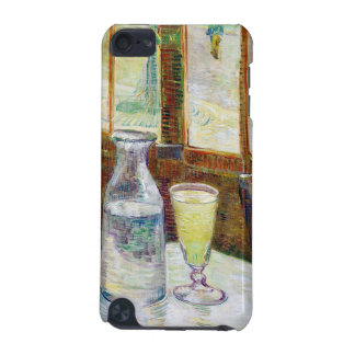Still Life with Absinthe Vincent van Gogh paint iPod Touch (5th Generation) Cases