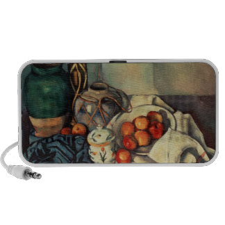 Still Life with Apples, 1893-94 iPhone Speaker