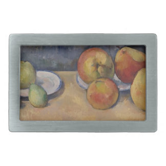 Still Life with Apples and Pears Belt Buckles