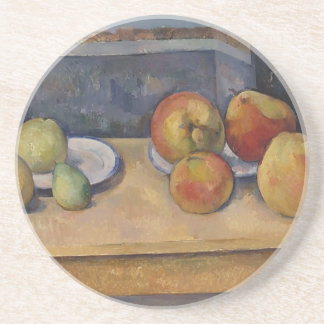 Still Life with Apples and Pears Coaster