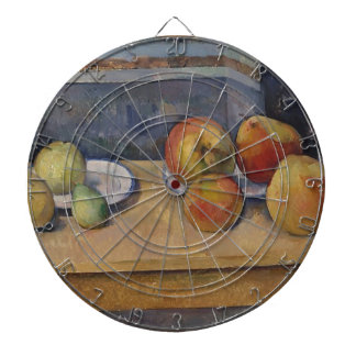 Still Life with Apples and Pears Dartboards
