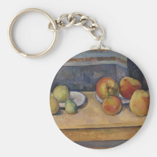 Still Life with Apples and Pears Key Ring