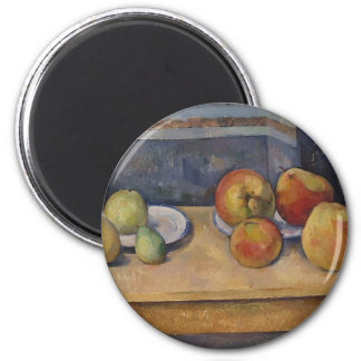 Still Life with Apples and Pears Magnet