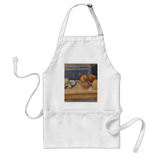 Still Life with Apples and Pears Standard Apron