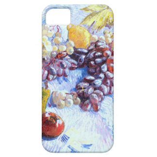 Still Life with Apples, Pears, Grapes - Van Gogh Barely There iPhone 5 Case