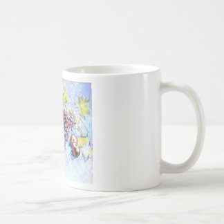 Still Life with Apples, Pears, Grapes - Van Gogh Coffee Mug