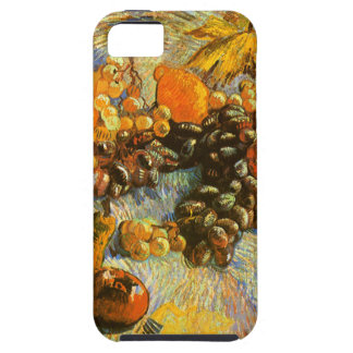 Still Life with Apples, Pears, Grapes - Van Gogh iPhone 5 Case