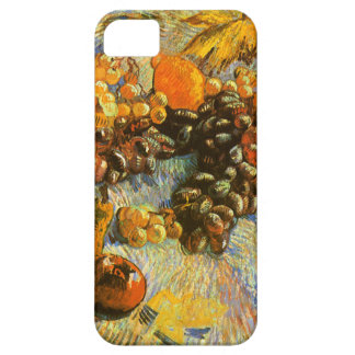 Still Life with Apples, Pears, Grapes - Van Gogh iPhone 5 Cover