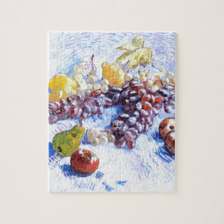 Still Life with Apples, Pears, Grapes - Van Gogh Jigsaw Puzzle