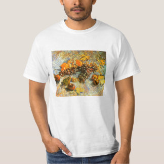 Still Life with Apples, Pears, Grapes - Van Gogh T-Shirt