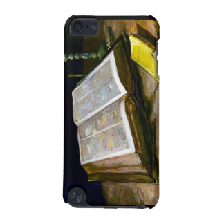 Still Life with Bible by Vincent Van Gogh iPod Touch (5th Generation) Cases