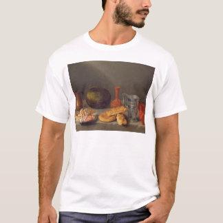 Still life with bread, 1648 T-Shirt
