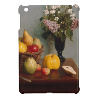Still Life with Flowers and Fruit iPad Mini Cover