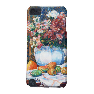 Still Life with Flowers and Prickly Pears Renoir iPod Touch (5th Generation) Case
