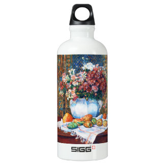 Still Life with Flowers and Prickly Pears Renoir SIGG Traveller 0.6L Water Bottle