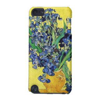 Still Life with Irises Vincent van Gogh iPod Touch 5G Cases