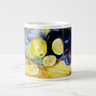Still Life With Lemons Mug
