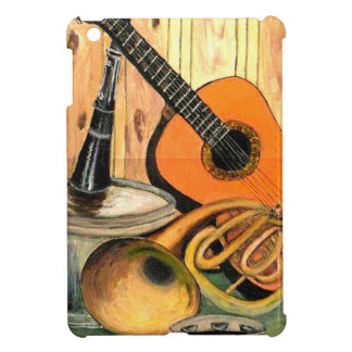 Still Life with Musical Instruments Cover For The iPad Mini