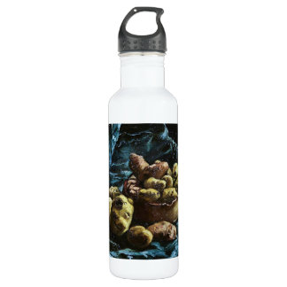 Still Life with Potatoes in a Bowl Van Gogh Vincen 710 Ml Water Bottle