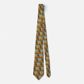 Still Life with Quince Pears by Vincent van Gogh Tie