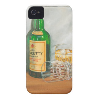 Still Life with Scotch by Jennifer Goldberger iPhone 4 Cover