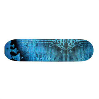 still listening ver. 4 18.1 cm old school skateboard deck