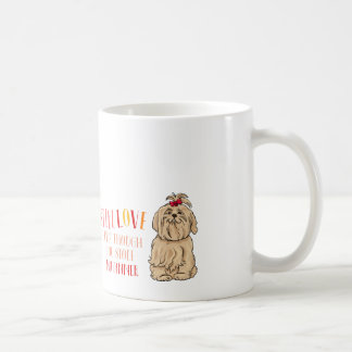 STILL LOVE my Yorkshire terrier Basic White Mug