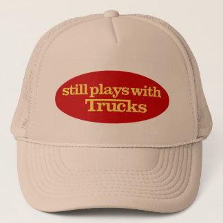 Still Plays With Trucks Hat