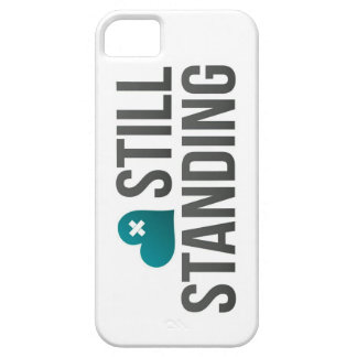 Still Standing Merchandise iPhone 5 Cover