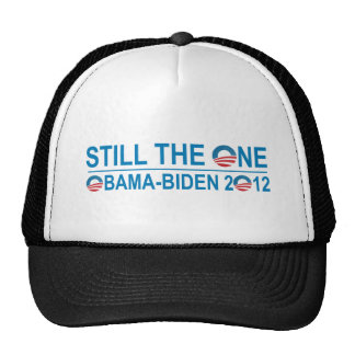 STILL THE ONE - OBAMA - BIDEN 2012 CAP